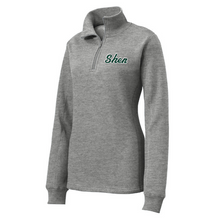 Load image into Gallery viewer, Shen Plainsmen 1/4 Zip Sweatshirt- Ladies & Men's, 3 Colors