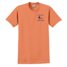Load image into Gallery viewer, Summit Lake MEN'S Cotton Tee- 4 Colors