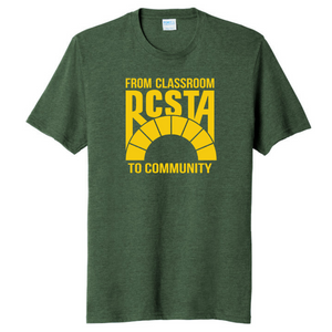 RCSTA Soft Style Tee- Ladies & Men's, 3 Colors