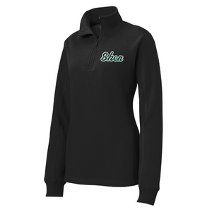 Shen Plainsmen 1/4 Zip Sweatshirt- Ladies & Men's, 3 Colors