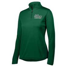 Load image into Gallery viewer, Shen Basketball Lightweight 1/4 Zip Pullover- Youth, Ladies & Men's, 3 Colors