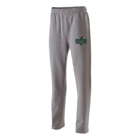Greenwich Track & Field Fleece Sweatpants- Youth & Adult, 2 Colors