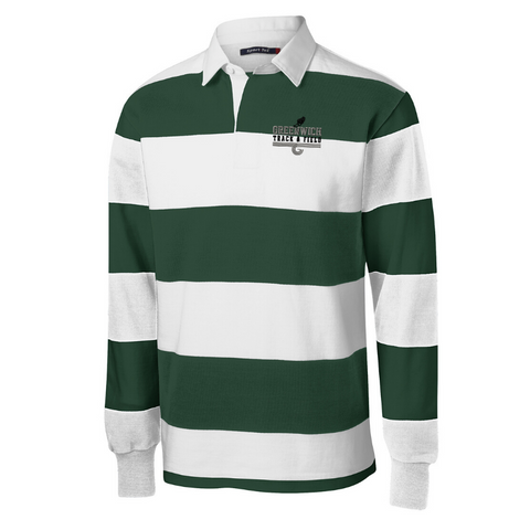 Greenwich Track & Field Rugby Polo- 2 Colors