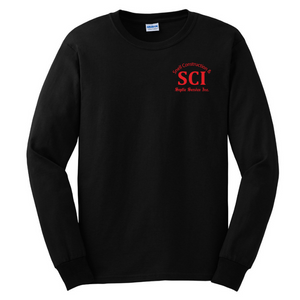 Snell Long Sleeve Tee- Youth & Adult, 2 Colors