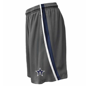 Saratoga Stars Side-Striped Shorts- Youth & Adult