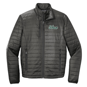 Shen Plainsmen Packable Puffy Jacket- Ladies & Men's, 3 Colors