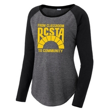 Load image into Gallery viewer, RCSTA Tri-Blend Long Sleeve- Ladies & Men's, 3 Colors