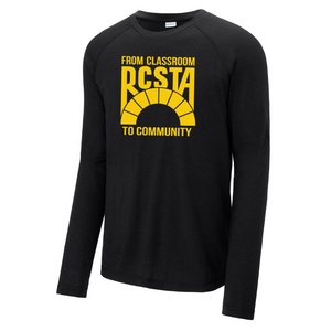 RCSTA Tri-Blend Long Sleeve- Ladies & Men's, 3 Colors