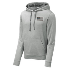 Load image into Gallery viewer, Heather Performance Hoodie- Ladies & Men's, 3 Colors, 3 Logo Options