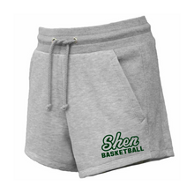 Load image into Gallery viewer, Shen Basketball Ladies Fleece Shorts- 2 Colors