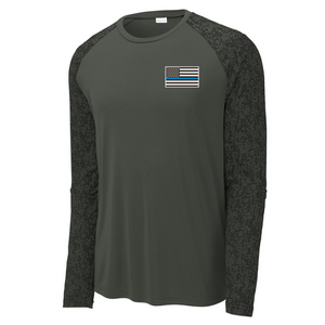 Digi-Sleeve Long Sleeve Performance Tee- 3 Colors, 3 Logo Options