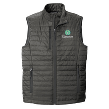 Load image into Gallery viewer, King Dairy Puffy Packable Vest- Ladies & Men's, 2 Colors