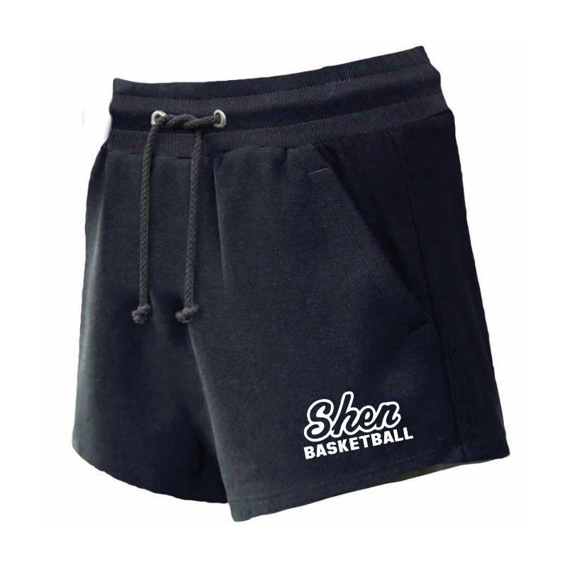 Shen Basketball Ladies Fleece Shorts- 2 Colors