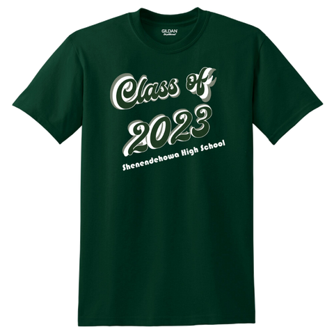 Shen Class of 2023 Cotton Tee- Youth & Adult