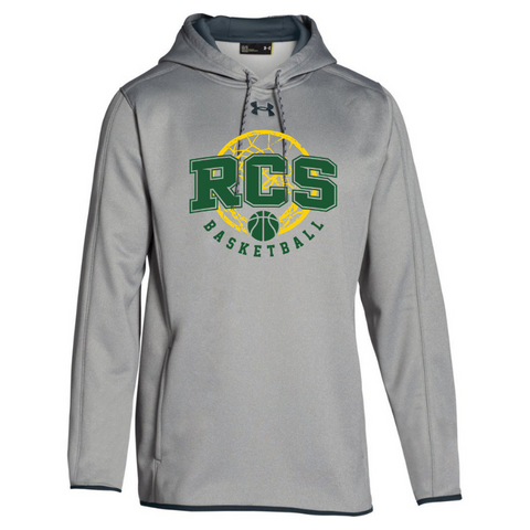 RCS Basketball UA Performance Hoodie- Ladies & Men's, 3 Colors