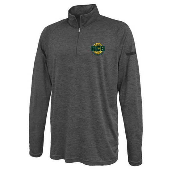 RCS Basketball Lightweight Blend Performance 1/4 Zip- Youth & Adult, 2 Colors
