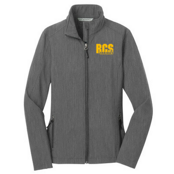 RCS Soft Shell Jacket- Youth, Ladies & Men's, 3 Colors