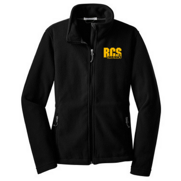RCS Full Zip Fleece- Youth, Ladies, & Men's, 2 Colors