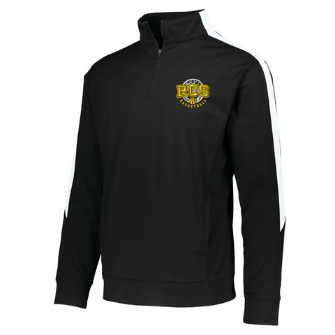 RCS Basketball Performance 1/4 Zip- Youth, Ladies, & Men's, 3 Colors
