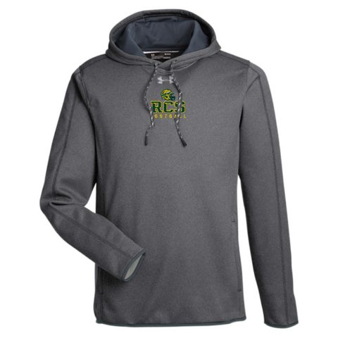 RCS Football Under Armour Performance Hoodie- Ladies & Men's, 2 Colors