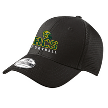 Load image into Gallery viewer, RCS Football Fitted Stretch Mesh Back Hat- 4 Colors
