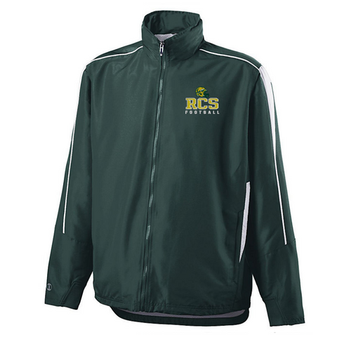 RCS Football Hooded Full-Zip Jacket- Youth & Adult, 2 Colors