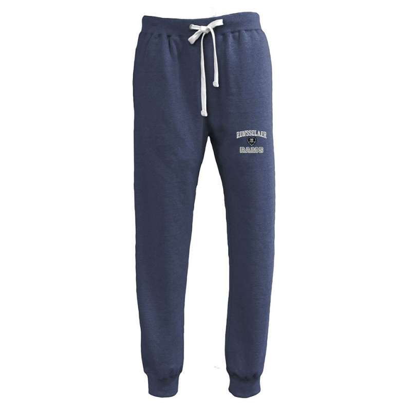 2019 best colours and striking enjoy cheap price Rensselaer Rams Jogger Sweatpants- Youth, Ladies & Men's, 3 Colors
