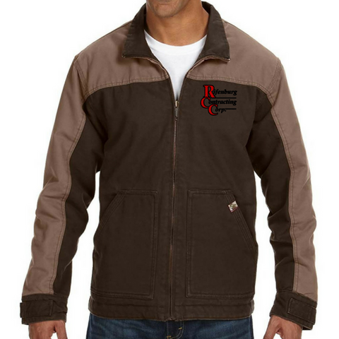 RCC Heavy Weight Work Jacket- 2 Colors