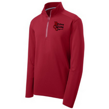 Load image into Gallery viewer, RCC 1/4 Zip Textured Pullover- Ladies & Men's, 5 Colors