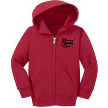 Load image into Gallery viewer, RCC Infant/Toddler Full Zip Hoodie- 4 Colors