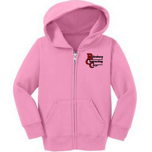 RCC Infant/Toddler Full Zip Hoodie- 4 Colors