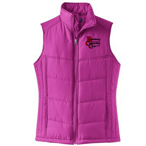 RCC Puffy Vest- Ladies & Men's, 3 Colors