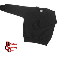 Load image into Gallery viewer, RCC Toddler Crew Neck Sweatshirt- 4 Colors