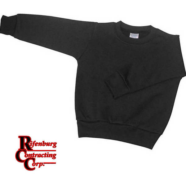 RCC Toddler Crew Neck Sweatshirt- 4 Colors
