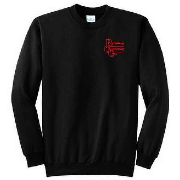 RCC Crew Neck Sweatshirt- Youth & Adult, 3 Colors