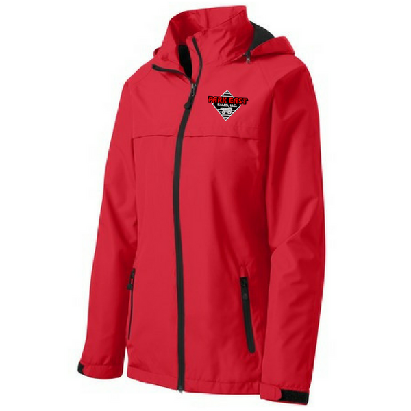 Rifenburg Companies Rain Jacket- Ladies, 3 Colors