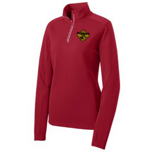 Load image into Gallery viewer, Rifenburg Companies 1/4 Zip Textured Pullover- Ladies, 4 Colors