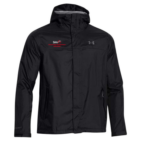 SAA Under Armour Rain Jacket- Ladies & Men's