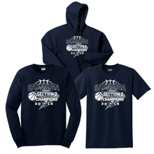 Load image into Gallery viewer, Saratoga Boys Basketball Cotton Bundle- Youth & Adult, 2 Colors