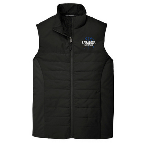 Saratoga Basketball Vest- 3 Colors