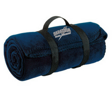 Load image into Gallery viewer, Saratoga Fleece Blanket- 3 Colors