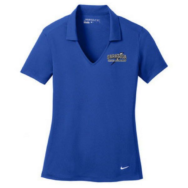 Saratoga Nike Performance Polo- Ladies & Men's, 3 Colors