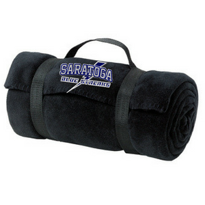 Saratoga Fleece Blanket- 3 Colors