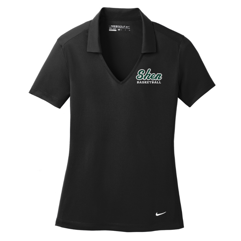 Shen Basketball Nike Performance Polo- Ladies & Men's, 3 Colors