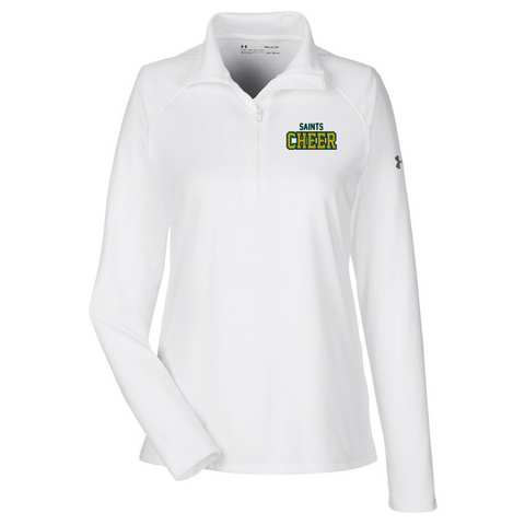 Siena Cheer Ladies Lightweight Under Armour 1/4 ZIp- 3 Colors