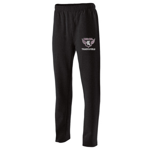 BHBL Track & Field Fleece Sweatpants- Youth & Adult, 2 Colors