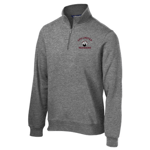 Stillwater Bowling 1/4 Zip Sweatshirt- 3 Colors