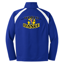 Load image into Gallery viewer, World of Dance Team Warm-Up Jacket- Youth & Adult