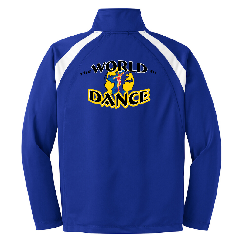 World of Dance Team Warm-Up Jacket- Youth & Adult