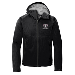 BHBL Track & Field North Face DryVent All-Weather Full Zip Jacket- Ladies & Men's, 2 Colors